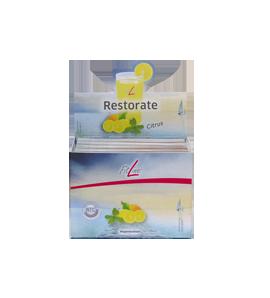 FitLine Restorate Citrus (saszetki) - regeneracja, odkwaszenie,  oczyszczenie