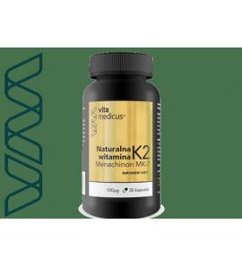 WITAMINA K2 MK-7 200 MCG
