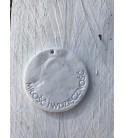 PBM Ceramika - (Medalik) Zawieszka Probiotyczna S-Probio