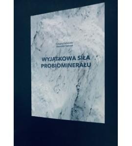 """PBM Książka """"Wyjątkowa siła probiominerału"""" S-Probio"""