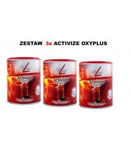 FitLine Zestaw 3x Activize OxyPlus Witaminy z grupy B