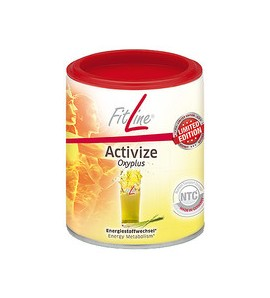 Activize Oxyplus Lemongrass - witaminy z grupy B