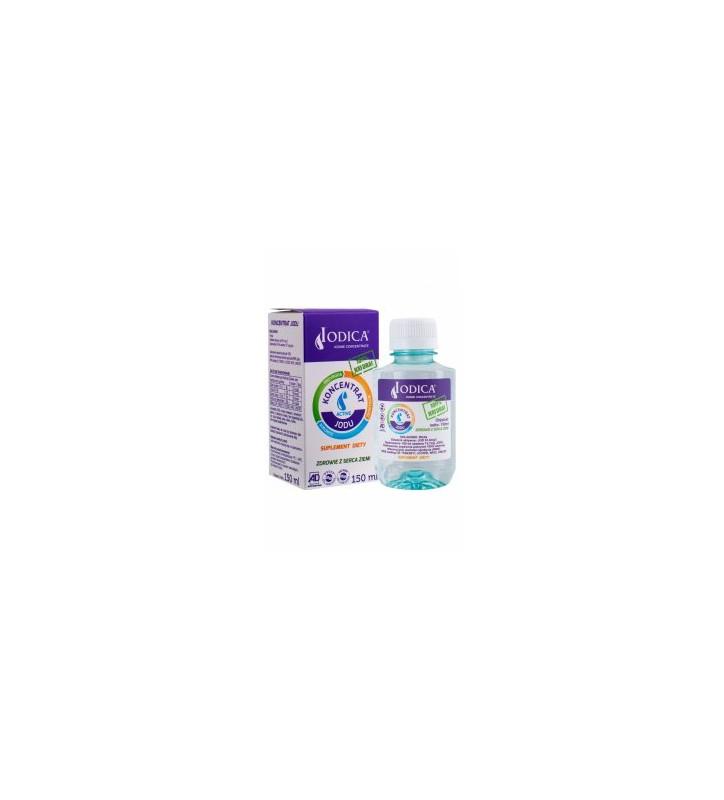 Iodica -  Naturalny koncentrat jodu 150ml