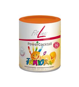 FitLine PowerCocktail Junior - witaminy dla dzieci