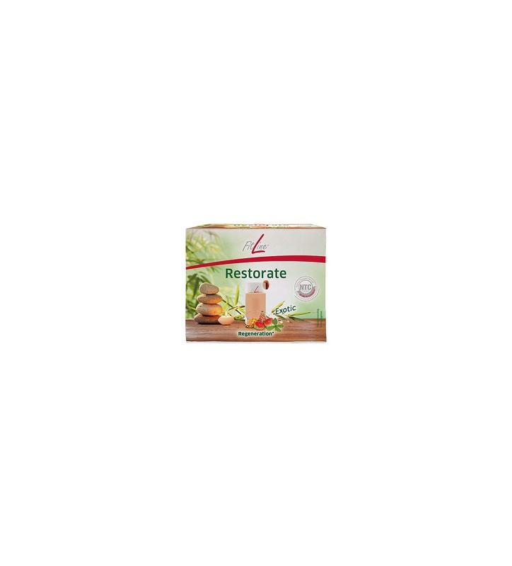 FitLine Restorate Exotic (saszetki) regeneracja, odkwaszenie, oczyszczenie