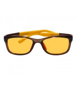 Okulary do komputera dla dzieci blue blocker  PRiSMA KiDS 3 LiTE
