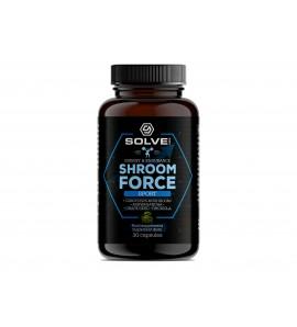 SHROOM FORCE - CORDYCEPS SINENSIS ATP PRE-WORKOUT- 30 kaps