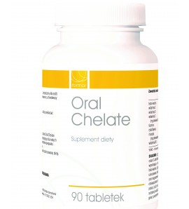 Oral Chelate - DOUSTNA CHELATACJA